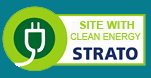 STRATO Data Centres - CO2 free - Climate protection!